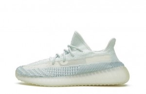 """""""Cloud White Reflective""""【High Quality】"""
